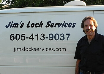 Sioux Falls locksmith Jim's Lock Services