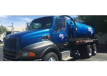 Palmdale septic tank service Jim's Sanitation