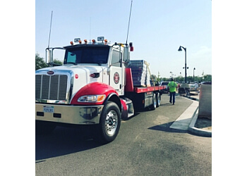 Bakersfield towing company Jim's Towing Services, Inc.