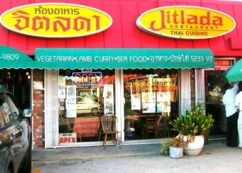 Los Angeles thai restaurant Jitlada Restaurant