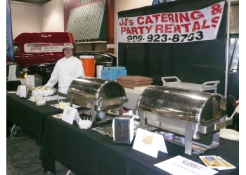 Ontario caterer Jj's Catering And Party Rentals