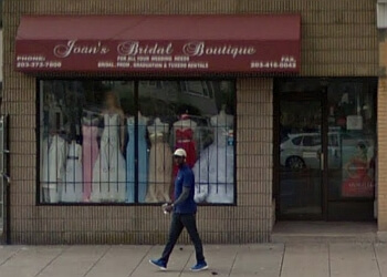 Bridgeport bridal shop Joan's Bridal Boutique