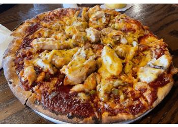 Indianapolis pizza place Jockamo Upper Crust Pizza