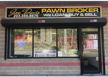 Bridgeport pawn shop Joe Davis Pawnbroker
