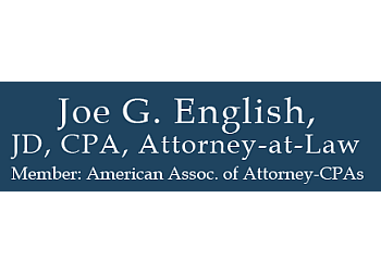 Wichita tax attorney Joe G. English