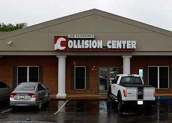 Montgomery auto body shop Joe Hudson Collision Center