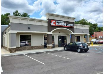 Columbus auto body shop Joe Hudson's Collision Center