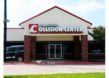 Garland auto body shop Joe Hudson's Collision Center
