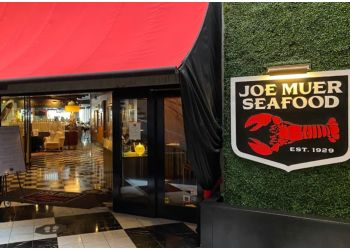 Detroit seafood restaurant Joe Muer Seafood