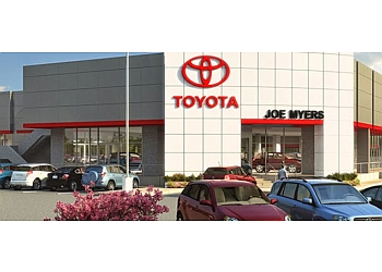 Houston car dealership Joe Myers Toyota