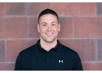 Chandler physical therapist Joe Poloni, PT, DPT, CIDN