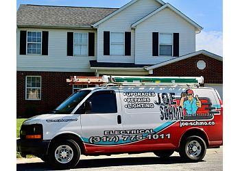 Indianapolis electrician Joe Schmo Electrical Services