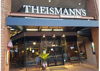 Alexandria sports bar Joe Theismann's Restaurant