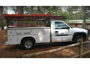 Tallahassee electrician Joel Foy Electrical Service, Inc.