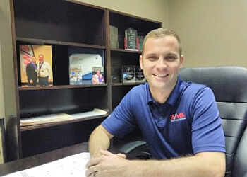 Shreveport real estate agent Joel Hall