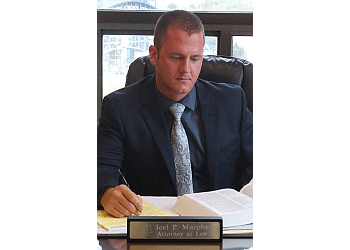 Joliet criminal defense lawyer Joel P. Murphy