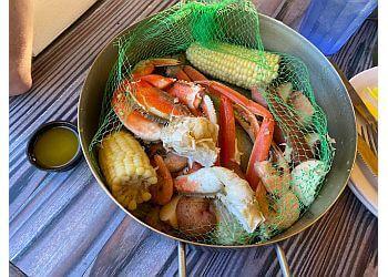 Garden Grove seafood restaurant Joe's Crab Shack