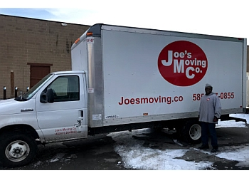 Rochester moving company  Joe's Moving Co.