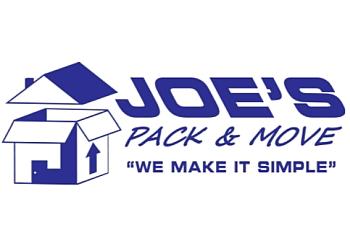 Lubbock moving company Joe's Pack & Move
