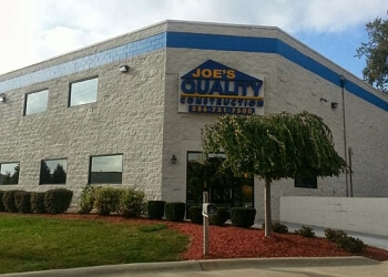 Sterling Heights roofing contractor Joe's Quality Construction