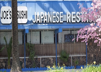Riverside japanese restaurant Joe's Sushi