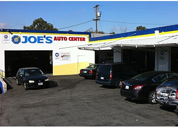 Long Beach car repair shop Joe's auto center