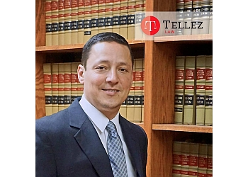 Laredo criminal defense lawyer Joey Tellez