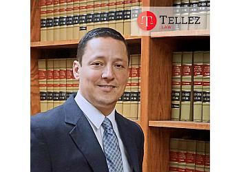 Laredo criminal defense lawyer Joey Tellez