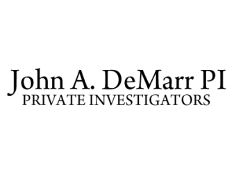 Anaheim private investigators  John A. DeMarr PI
