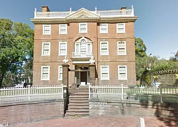 Providence landmark John Brown House