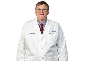 Columbus endocrinologist John D. Blackman, MD