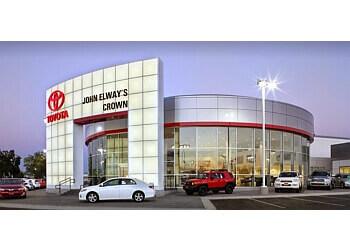 Ontario car dealership John Elway's Crown Toyota