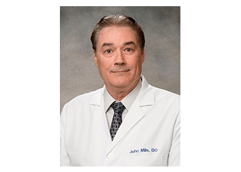 Richmond primary care physician John F. Mills, DO