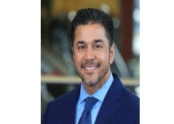 Salinas physical therapist John Farahmand, PT, DPT, OCS