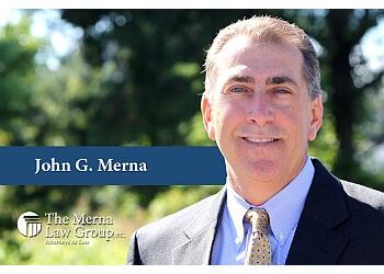 Richmond bankruptcy lawyer John G. Merna