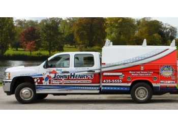 Lincoln hvac service John Henry's Plumbing, Heating & Air Conditioning Co.
