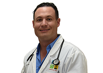 Miami primary care physician John Hoover, MD
