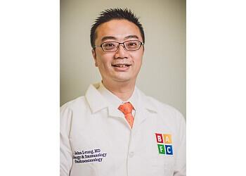 Boston allergist & immunologist John Leung, MD - Boston Food Allergy Center
