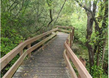San Francisco hiking trail John McLaren Park
