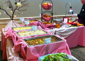 Orlando caterer John Michael Exquisite Weddings and Catering