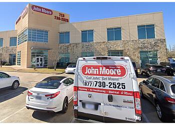 Houston hvac service  John Moore Services