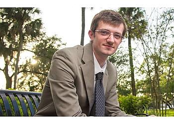 St Petersburg patent attorney John Nelson