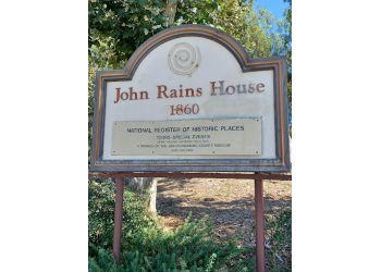 Rancho Cucamonga landmark John Rains House