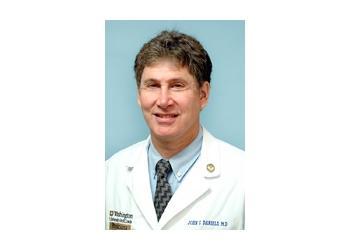 St Louis endocrinologist John S. Daniels, MD
