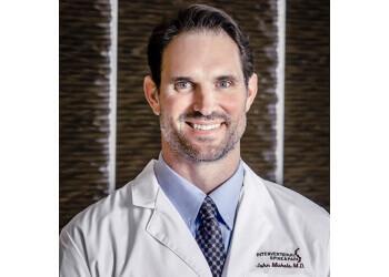 Dallas pain management doctor John S. Michels, MD
