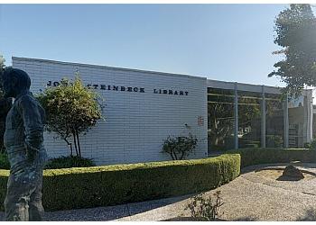 Salinas landmark John Steinbeck Library