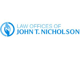 Cincinnati social security disability lawyer John T. Nicholson