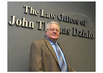 Santa Ana real estate lawyer John Thomas Dzialo