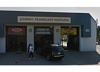 Santa Rosa car repair shop Johnny Franklin Muffler
