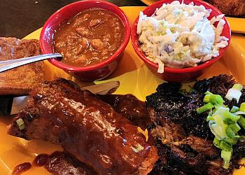 Long Beach barbecue restaurant Johnny Rebs True South